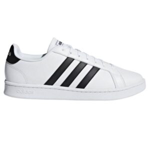 Adidas Grand Court - Mens Sneakers - Cloud White/Core Black