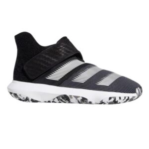 Adidas Harden B/E 3 - Mens Basketball Shoes - Core Black/Footwear White/Grey