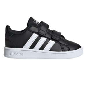 Adidas Grand Court - Toddler Sneakers - Core Black/Footwear White