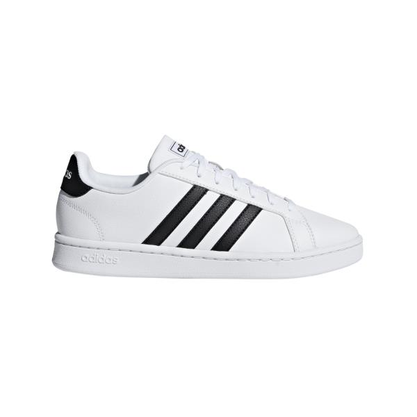 Adidas Grand Court - Womens Sneakers - Footwear White/Core Black
