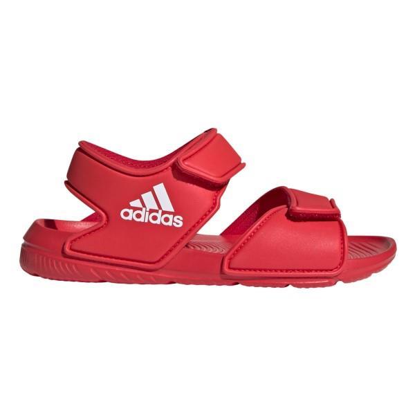 Adidas AltaSwim - Toddler Sandals - Scarlet/Footwear White