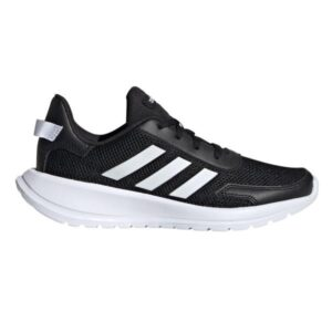 Adidas Tensaur Run - Kids Running Shoes - Core Black/Footwear White