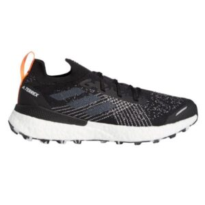 Adidas Terrex Two Ultra Parley - Mens Trail Running Shoes - Core Black/Grey