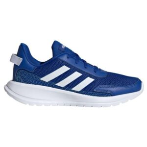 Adidas Tensaur Run - Kids Running Shoes - Royal Blue/Footwear White/Cyan