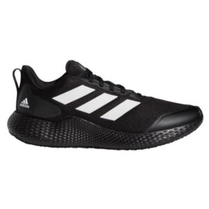 Adidas Edge Gameday - Mens Running Shoes - Core Black/Footwear White