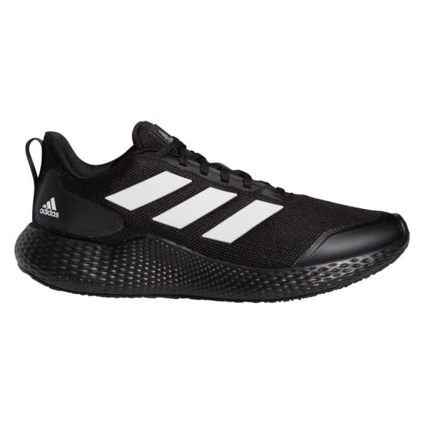 Adidas Edge Gameday - Mens Running Shoes - Core Black/Footwear White
