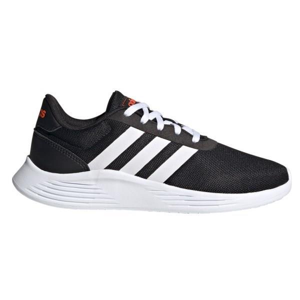 Adidas Lite Racer 2.0 - Kids Running Shoes - Core Black/Footwear White/Solar Red