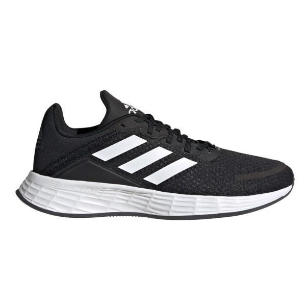 Adidas Duramo SL - Kids Running Shoes - Core Black/Footwear White/Grey