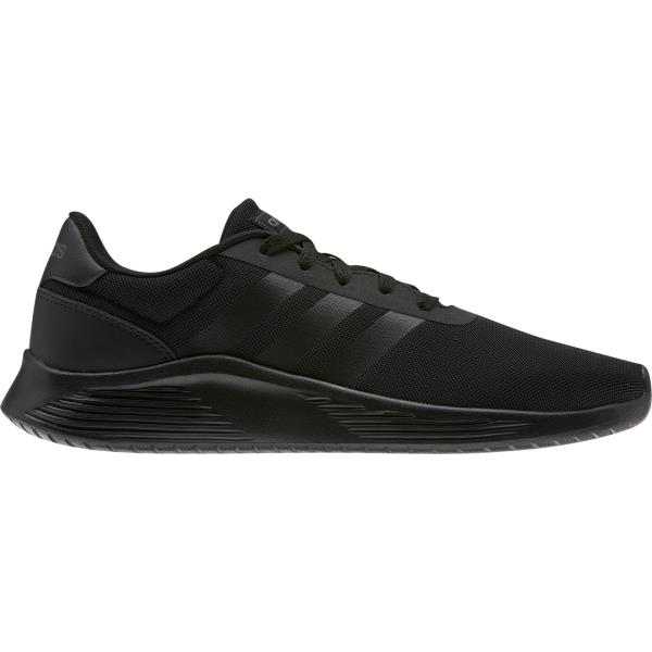 Adidas Lite Racer 2.0 - Mens Running Shoes - Triple Core Black