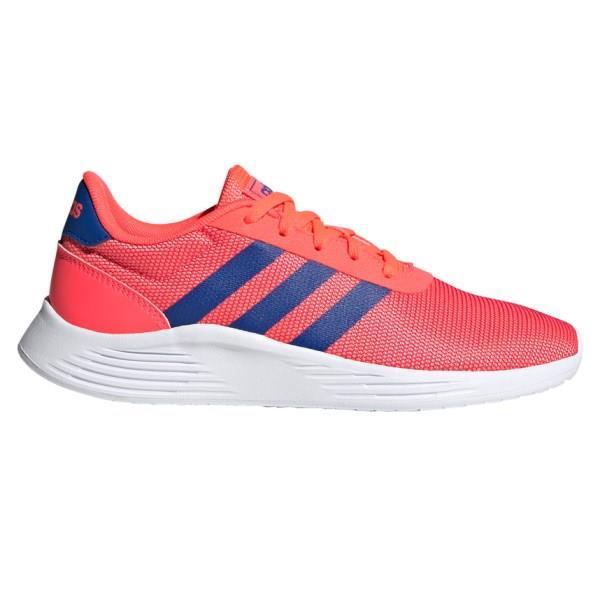 Adidas Lite Racer 2.0 - Kids Running Shoes - Signal Pink/Footwear White/Power Pink