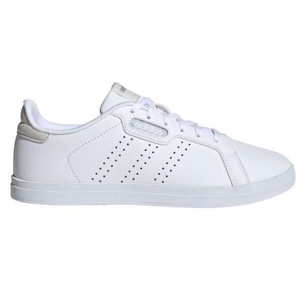 Adidas Courtpoint CL X - Womens Sneakers - Footwear White/Orbit Grey