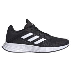 Adidas Duramo SL - Womens Running Shoes - Core Black/Footwear White/Grey