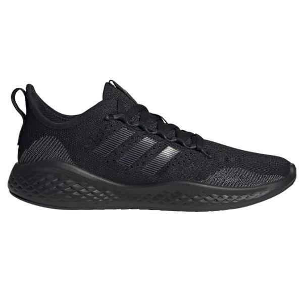 Adidas Fluidflow 2.0 - Mens Sneakers - Core Black/Grey
