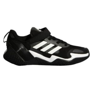 Adidas 4uture RNR EL - Kids Sneakers - Core Black/Footwear White/Solid Grey