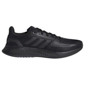 Adidas Runfalcon 2.0 - Kids Running Shoes - Core Black/Grey