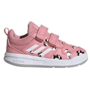 Adidas Tensaur - Toddler Sneakers - Super Pop/Footwear White/Grey