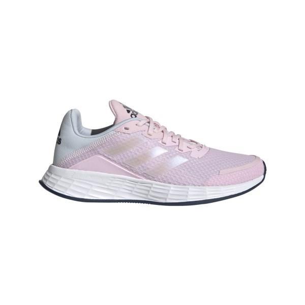 Adidas Duramo SL - Kids Running Shoes - Clear Pink/Iridescent/Halo Blue
