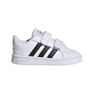 Adidas Grand Court - Toddler Sneakers - Footwear White/Core Black