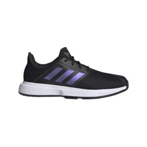 Adidas GameCourt - Mens Tennis Shoes - Core Black/Footwear White