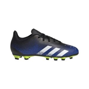 Adidas Predator Freak .4 Flexible Ground - Kids Football Boots - Team Royal Blue/White/Black