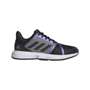 Adidas CourtJam Bounce - Mens Tennis Shoes - Core Black/Grey