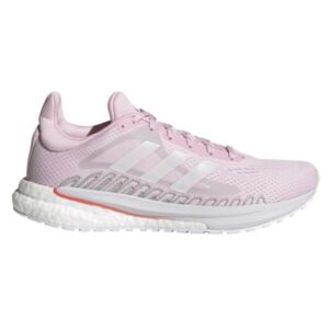 Adidas SolarGlide 3 - Womens Running Shoes - Fresh Candy/White/Silver
