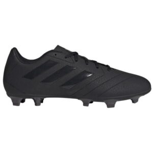 Adidas Goletto VII FG - Mens Football Boots - Core Black/Utility Black