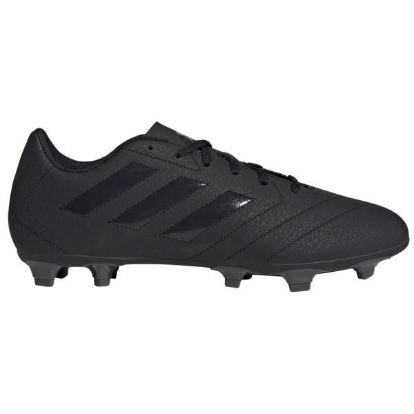 Adidas Goletto VII FG - Mens Football Boots - Core Black/Utility Black