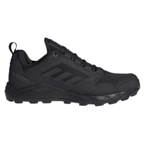 Adidas Terrex Agravic TR - Mens Trail Running Shoes - Core Black/Grey