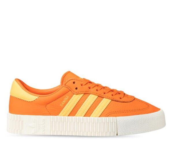 Adidas Womens Sambarose Orange