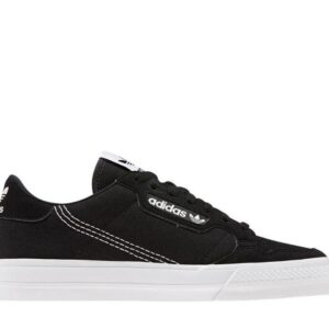 Adidas Mens Continental Vulc Black