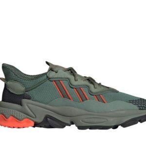 Adidas Mens Ozweego TR Trace Green