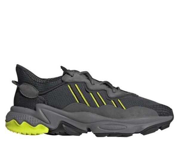 Adidas Mens Ozweego TR Grey Six