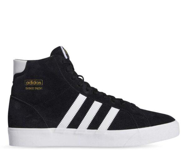Adidas Mens Basket Profi Core Black