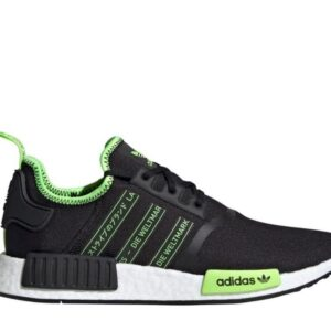 Adidas Mens NMD_R1 Core Black