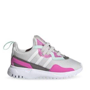 Adidas Toddler Originals Flex Run Grey One