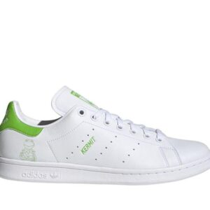 Adidas Kermit The Frog Stan Smith Vegan Ftwr White