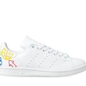 Adidas Womens Stan Smith Sustainable Ftwr White