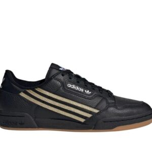 Adidas Mens Continental 80 Core Black