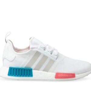 Adidas Womens NMD_R1 Ftwr White