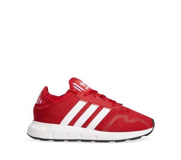 Adidas Kids Swift Run X Scarlet