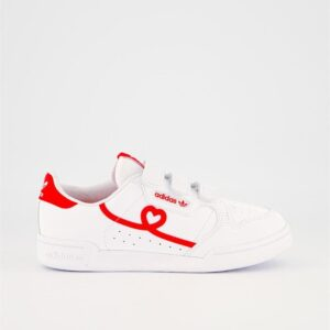 Adidas Kids Continental 80 Ftwr White
