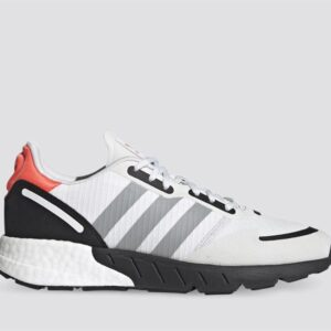 Adidas Mens ZX 1K Boost Crystal White