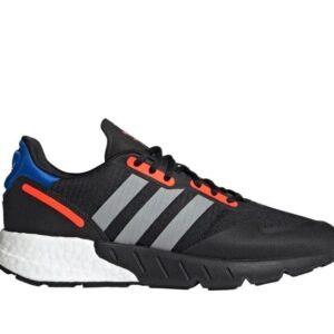 Adidas Mens ZX 1K Boost Core Black