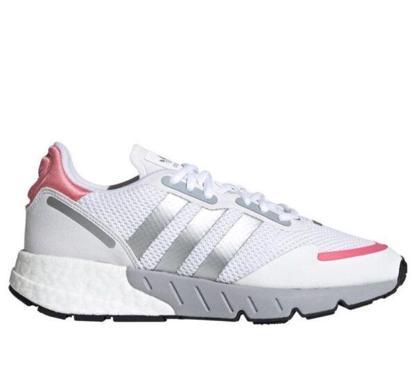 Adidas Womens ZX 1K Boost Ftwr White