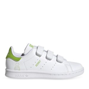 Adidas Kids Stan Smith Kermit Sustainable Ftwr White