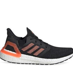 Adidas Performance Womens Ultraboost 20 Core Black