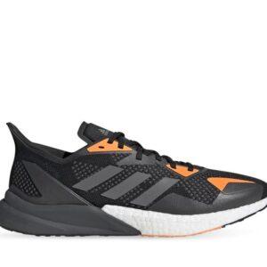 Adidas Performance Mens X9000L3 Core Black