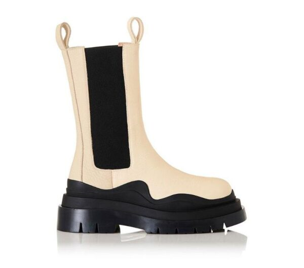 Alias Mae Womens Piper Boot Butter Leather