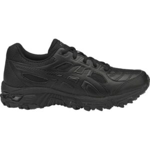 Asics Gel Trigger 12 GS - Kids Cross Training Shoes - Black/Onyx